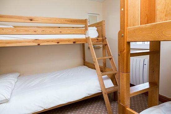 Howgills Apartment 10 - Two Bunk beds bedroom