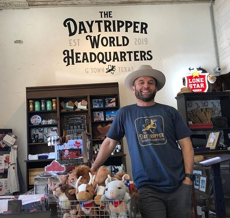 The Daytripper World Headquarters