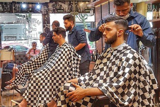 Barber Rock  - Barba, cabelo e rock and roll