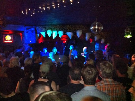 Freak SHOW: Eddie & The Hotrods in der Freak Show, Essen