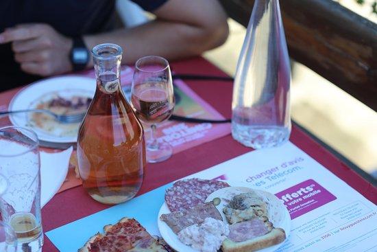 Macarena: Le vin rosé