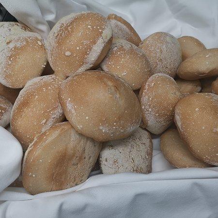 סומה וזוביאנה, איטליה: Pane gluten free