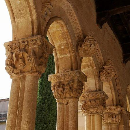 Iglesia de Nuestra Senora de la Soterrana: Claustro.