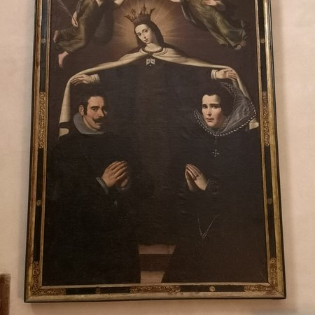 Iglesia de Nuestra Senora de la Soterrana: Interior de la Iglesia.