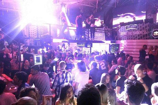 Belgrade Club Life