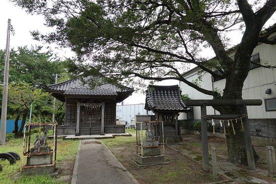 酒田市・福稲荷神社