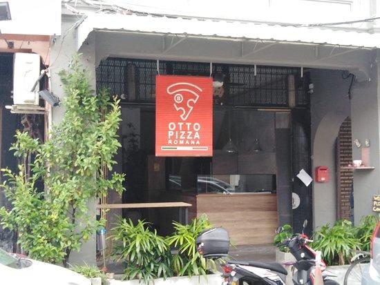Otto Pizza Romana