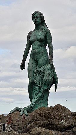 Mikladalur, Faröer Eilanden: Kópakonan