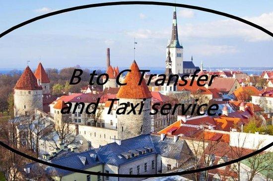 BtoC Taxi&Transfers