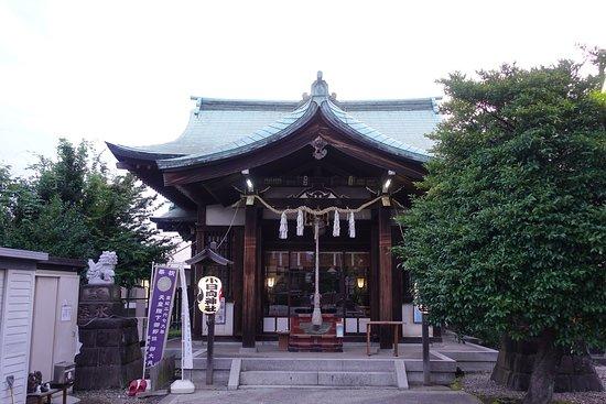 文京区・小日向神社