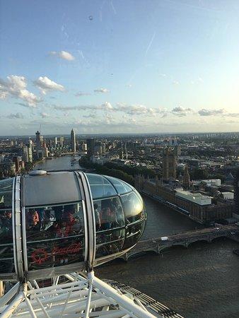 London Eye Standard Ticket: 19.00