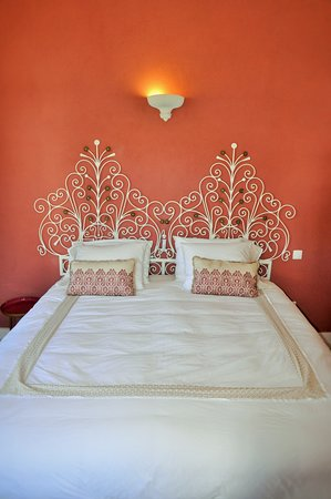 Princess bedroom with private balcony to relax and enjoy the nice views of the paradise of Caldas de Monchique