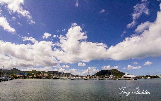 St. Lucia: Rodney Bay Marina, and Pigeon Island