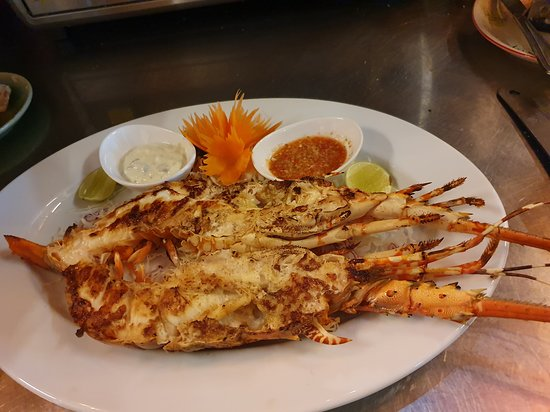 Sala Thai Art Gallery & Restaurant: Lobster