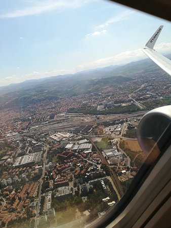 Ryanair: Taking off from Bologna