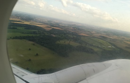 Ryanair: Taking off from Luton