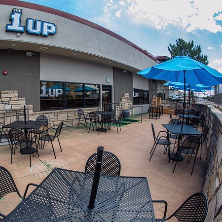 The 1UP Patio