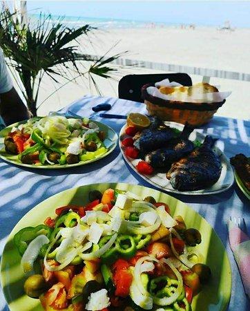 Fish & Mixed Salads