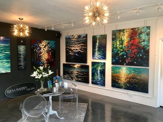 Elena Madden Studio Gallery