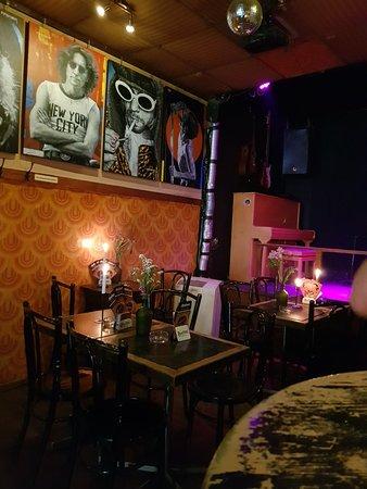 Artliners Bar & Stage in Prenzlauer Berg district