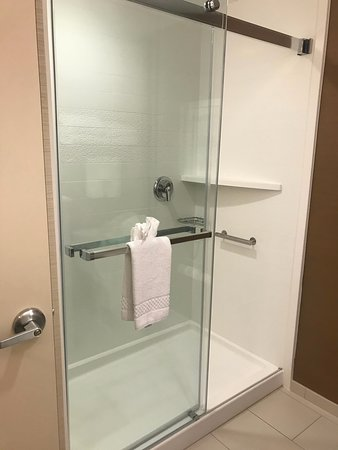 Shower (no tub)