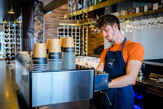 Nest Kitchen + Bar: Coffee