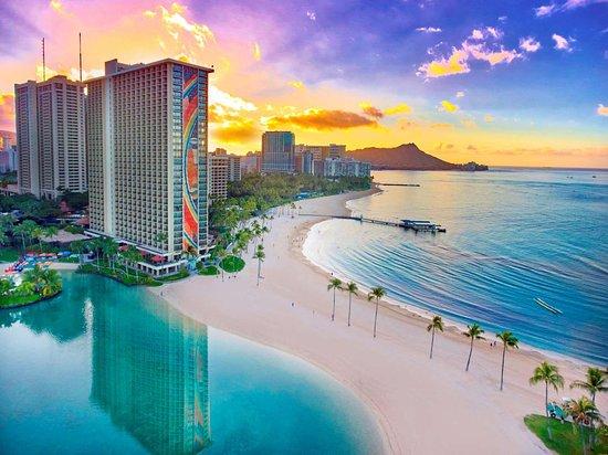 Hilton Hawaiian Village Waikiki Beach Resort Hotel