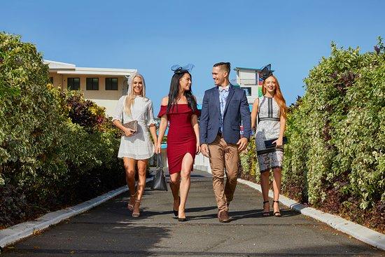 Woree, Australia: Walking out winners
