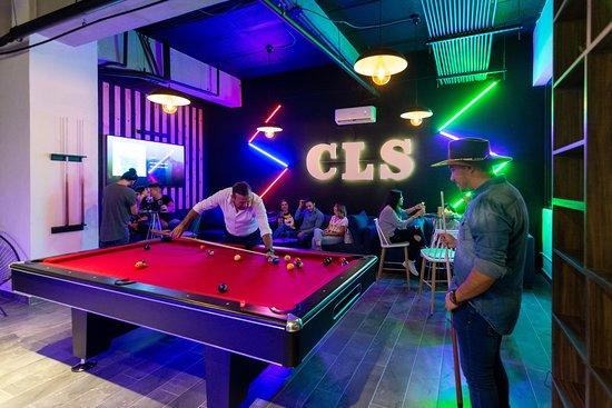 Pasa GRANDES momentos en CLS . smart tv, mesa de pool, música, terraza, baño privado y todo lo que necesites para consentir a tus invitados.