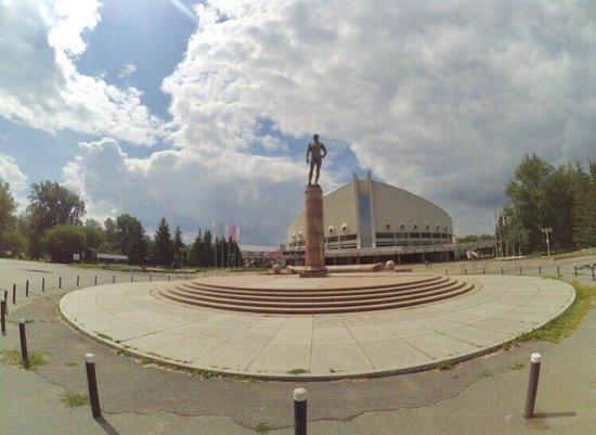 Ivan Yarygin Monument