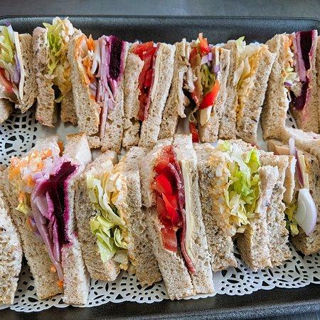 Albany Creek, Australia: Sandwich platters