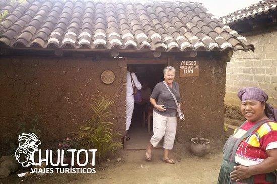 EN ESTE TOUR PODRÁS CONVIVIR CON LAS ARTESANAS DE AMATEANGO DEL VALLE PUEBLO  DEDICADO A LA ALFARERÍA