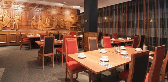 Kingsgate Hotel Dunedin: Restaurant