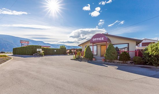 The Westridge Motor Inn Prices Amp Motel Reviews Osoyoos