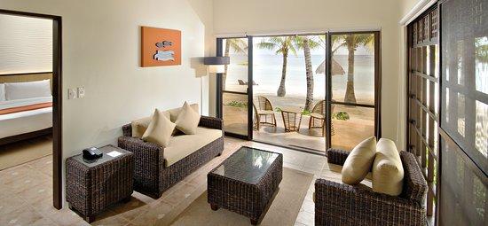 Premium Beach Front Living Room