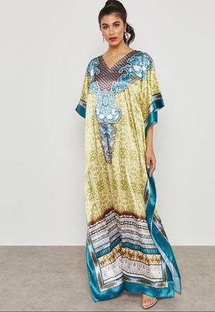 Cayman Gifts & Souvenirs: New Arival - Beach Kaftan