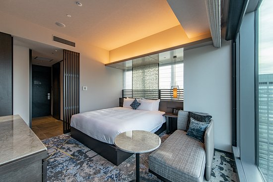 THE BLOSSOM HIBIYA: Deluxe Double room