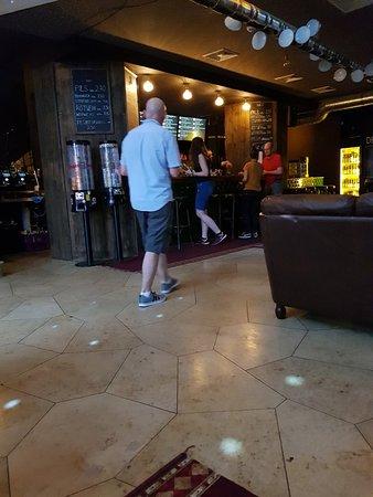 The Castle: Great pub
