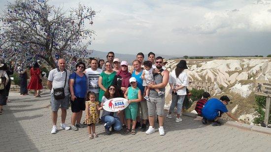 Cappadocia Asia Turizm: GÜVERCİNLİK