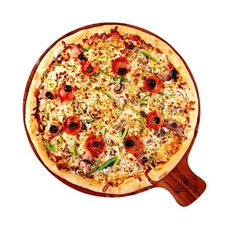 Minto, Ausztrália: Pizza