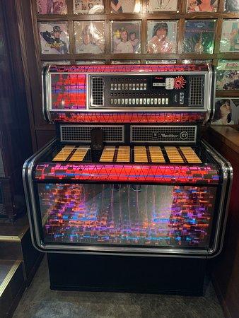 records jukebox