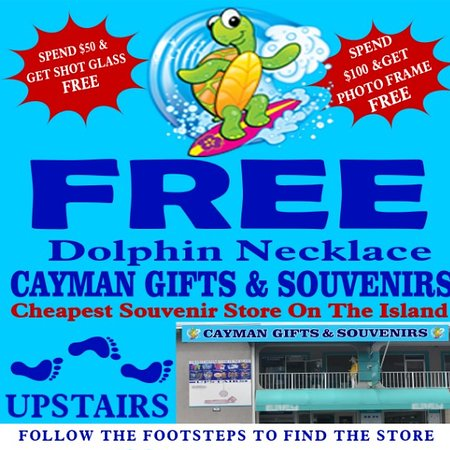Cayman Gifts & Souvenirs