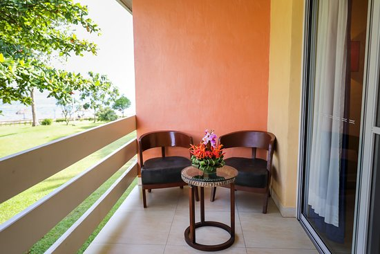 Alotau International Hotel: Room's Balcony