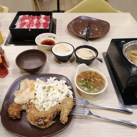 Restaurant: Shaburi Rate: starts at ₱599.00 Cuisine: Japanese Servers: Friendly Atmosphere: suitable for family and large groups Others: additional 10% service charge
