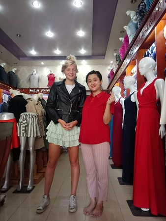 "A Leather Jacket was made by Phuong Nam Tailors! 👍 "" HAPPY CUSTOMERS- HAPPY BUSINESS """