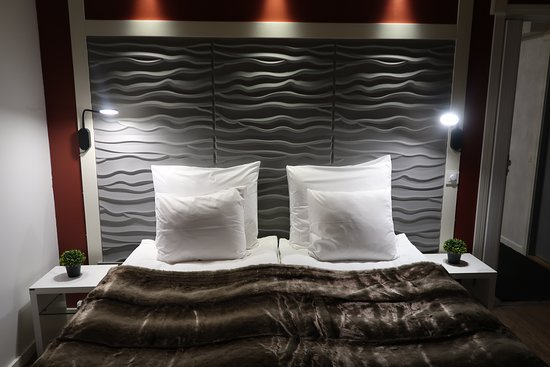 Karigasniemi, Suomi: Private double room