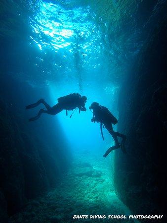 zante diving school