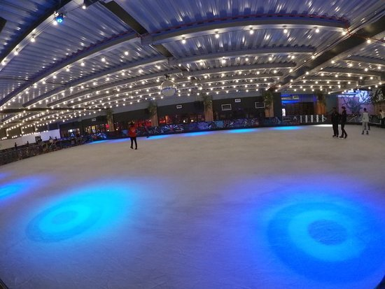 Image result for queens ice rink