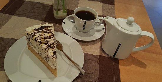 lecker Kaffee & Kuchen