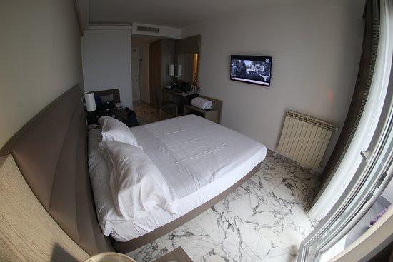 Hotel Mistral: camera